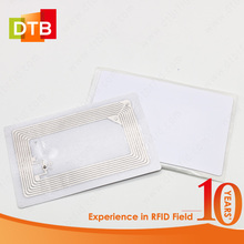 2017 Uhf Sticker Label Small Tags Passive RFID Tag