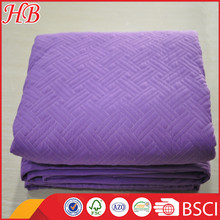 100% polyester stiching quilt,solid color microfiber quilit set, cheap price home use bed comforter