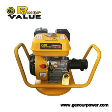 Japan Type 5.5HP Portable Gasoline Concrete Vibrator with GX160 Engine