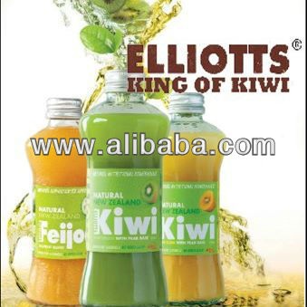 Elliot's King Of Kiwi Fruit Juices