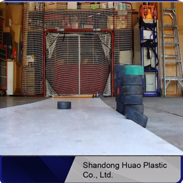 Bauer ice hockey hdpe shooting pad manufacturer