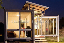Modern container house/prefabricated house/modular/small house for sale