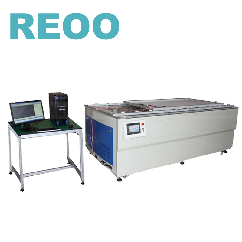 REOO High performance Solar Panel passing precise tester
