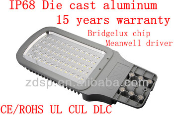 CE/rohs/atex/dlc/ul Approved 40W-120W Outdoor LED Street Lights
