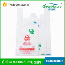 Factory wholesale China Yiwu hdpe or ldpe cheap biodegradable t shirt bag online