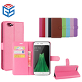 Mobile Phone Accessoriesparts Premium PU Wallet Leather Case For Oppo R11