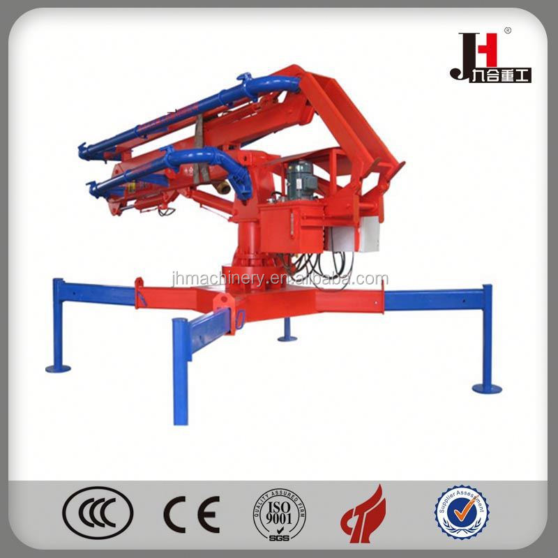 Concrete Pouring Equipment Concrete Placing Boom In China