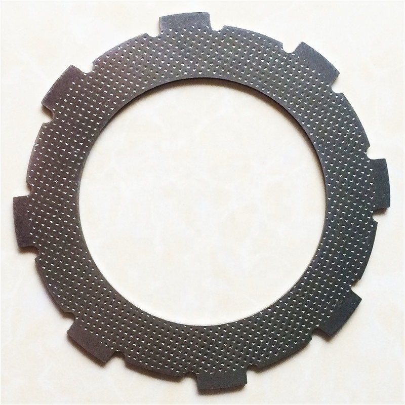 GX series power 1/2 reduction clutch with friction plate combination
