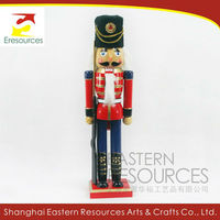 Christmas Wooden Decorative Nutcracker Soldier