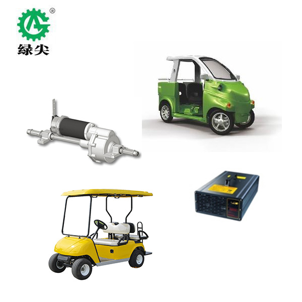 1.4KW electric drive shaft