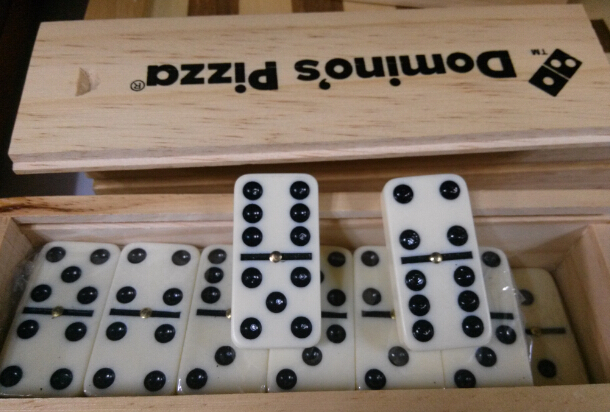 Customized Wooden Domino