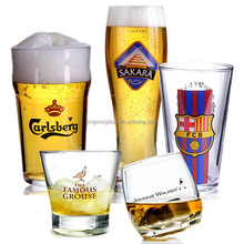 All Kinds Of Glassware For Drinking