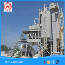 Professional mobile used asphalt mixing plant for sale in india
