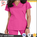 Anti-wrinkle easy clean breathable nursing uniforms