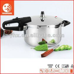 Induction-compatible pressure cooker low pressure cooker high presusre cooker