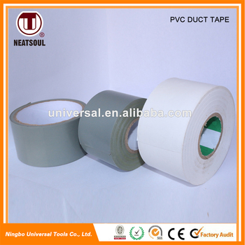 Cables ( air conditioning ) Supply Cloth Duct Tape/PVC Duct Tape