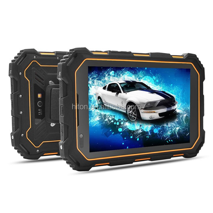 Cheapest 7-Inch Android OS IP68 Rugged Tablet For Motorracing Rugged Tablets