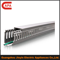 Slotted PVC Wire Duct Slotted PVC