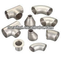 AISI welded stainless steel handrail accessories