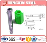 best product for imported security container door seals