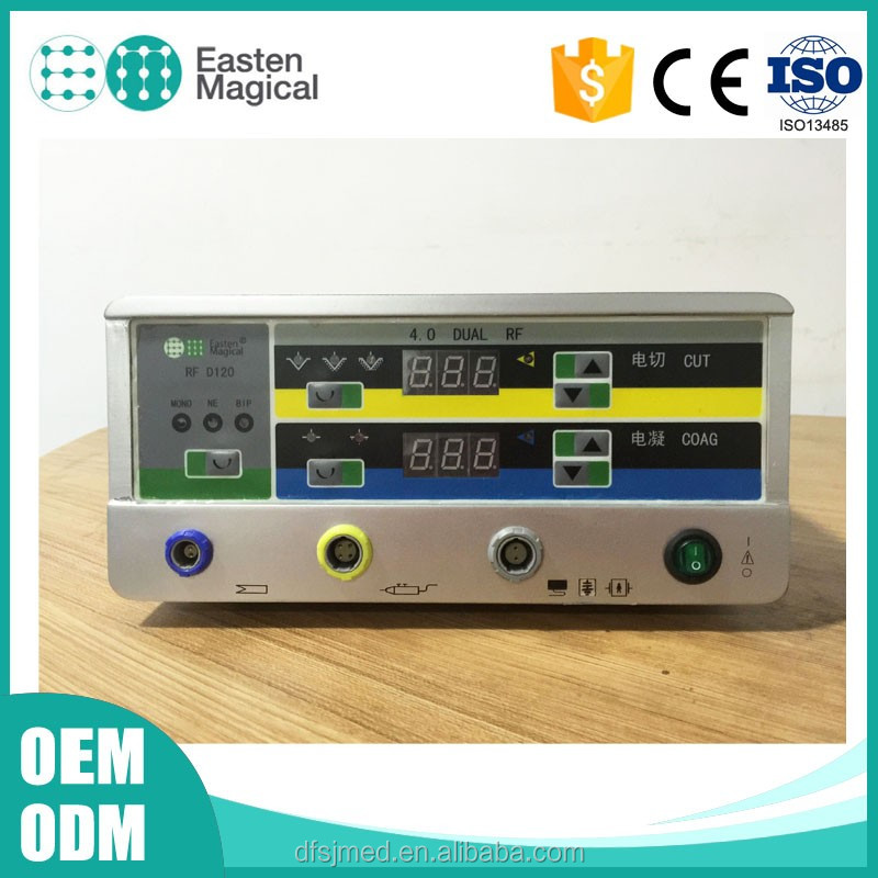 Medical Instruments Radio Frequency Unit Bipolar Electrosurgical Generator