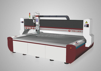 Glass Cutting Machine Machine Type and CE Certification used water jet cutting machine