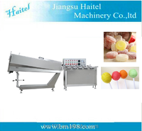 hard candy batch roller and rope sizer machine