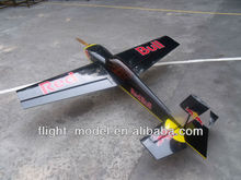 New Balsa wood aeroplane model EDGE-540 26-30CC F0131 rc planes kit