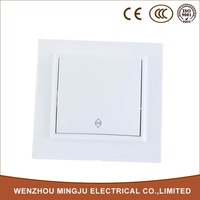 China Goods Most In Demand White One Gang Two Way Switch