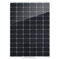 Strong tempered solar cell 250w 245w 200w mono solar panel with A grade