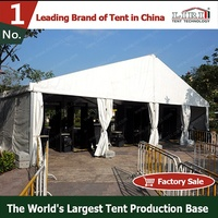 Outdoor Clear Span 30x30 big wedding tent for Sale in China