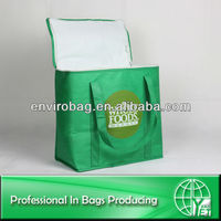Roomy Non Woven Insulated Pizza Delivery Bag