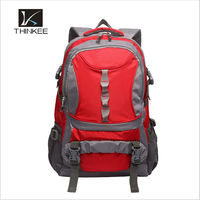 china supplier camping waterproof woman and man travel bags laptop hiking backpack