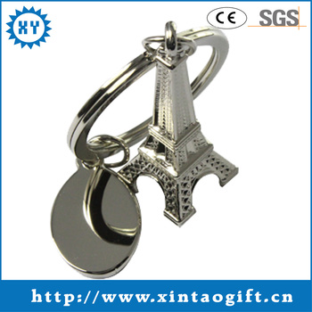 customized souvenir metal keychain manufacturers in china