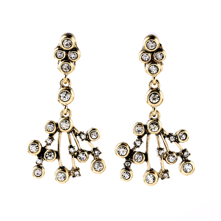 From Indian Clip On Earrings Cheap China Jewelry Wholesale Alloy Clip Earrings