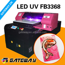 3c products printer canvas printing service uv canvas flatbed printer