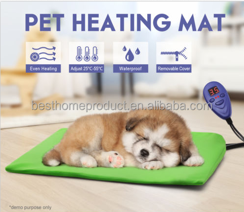 2016 newest safe Pet heating pad accessory for smal animal