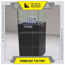 Island display cabinets for watches shop decoration,furniture fixtures