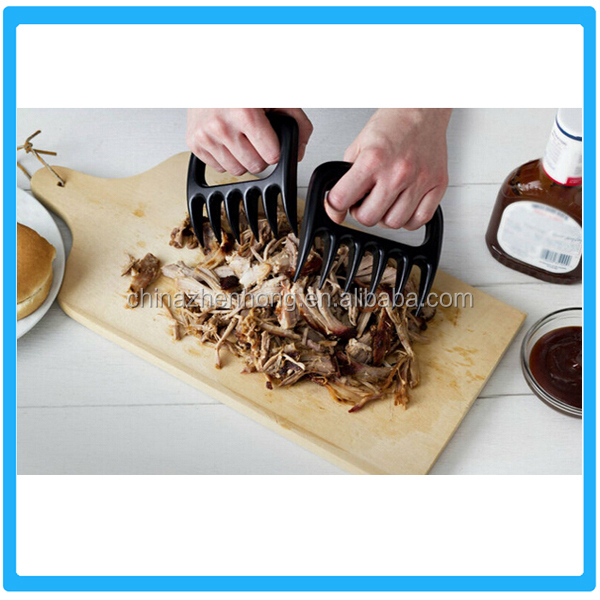 Dried Meat Floss Maker ,Chicken Beef Barbecue Meat Claws ,Bear Claw Meat Handler Claw