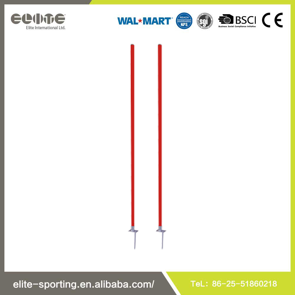 Agility Soccer Training Equipment Coaching Sticks With Spikes