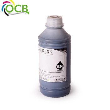 Excellent Waterproof Water Based Pigment Ink For HP t110 t610 t1100 Printer