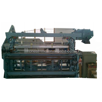jute fabric/bags making machine customer-made textile weaving rapier loom from WMD