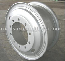 steel and alloy WHEEL truck bus wheel rim