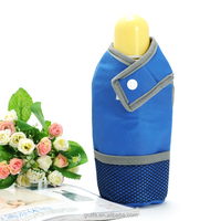 Nonwoven thermal insulation feeding-bottle cooler bag