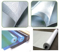 Good tensile strength pvc waterproofing plastic membrane for underground building