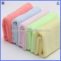 bamboo hand towel wholesale/bamboo fabric towel