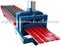 Tile Press Making Machine ,roof used roll forming machinery