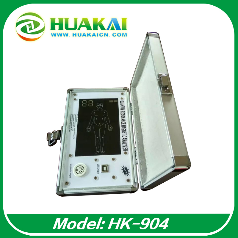 41 Reports Quantum Magnetic Resonance Body Analyzer And Therapy