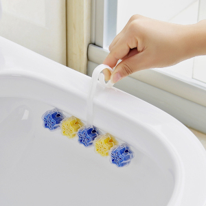 Colored Toilet Flush Rim Block Cleaner Fragrance Cleaning Ball Deodorizer Hanging Toilet Bowl Cleaner Names for bathroom