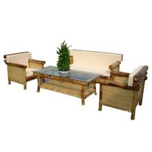 bamboo sofa sets